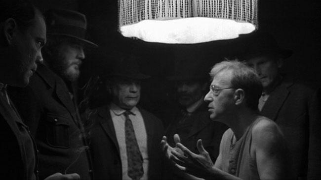 el tornillo de klaus, WOODY ALLEN FILOSOFÍA DEL HUMOR, woody allen, Vittorio Hösle, revista de cine,