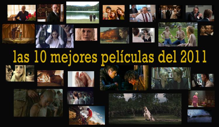 Las 10 mejores películas del 2011