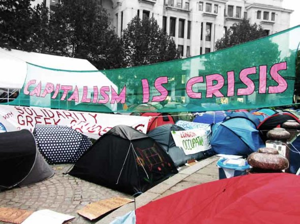 eltornillodeklaus occupy london capitalism is crisis