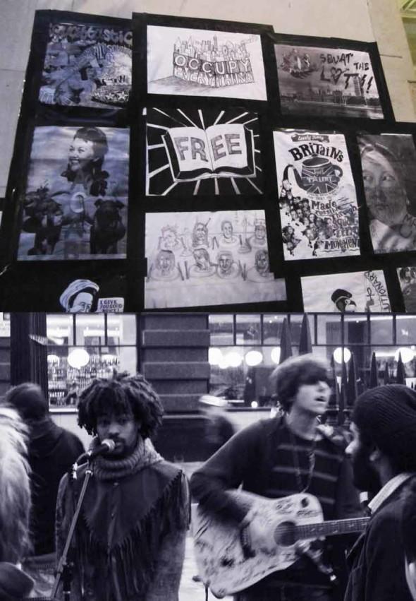 eltornillodeklaus occupy london free