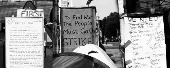 eltornillodeklaus occupy london strike