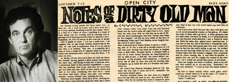 john bryan, open city, notes from a dirty old man, charles bukowski, pranksters, beatniks, Jack Kerouac, tim mccoy, Neal Cassady, infancia de neal cassady, vida neal cassady, neal cassady childhood, CAROLYN ROBINSON, El tornillo de Klaus, blog de cine, Peliculas, charles manson, Sharon Tate, Roman Polanski, film blog, blog, Alicia Victoria Palacios Thomas, Pablo Cristobal, Miguel Cristobal Olmedo, revista de cine, revista digital de cine