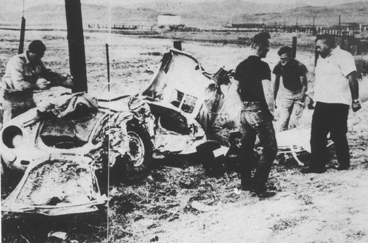 Crash Of Car Io