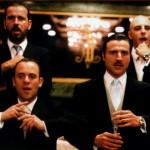 Lo que España no pudo ver del banquete de la boda de la hija de presidente