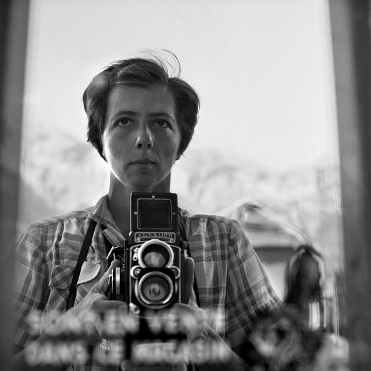 eltornillodeklaus-vivian-maier-selfportrait