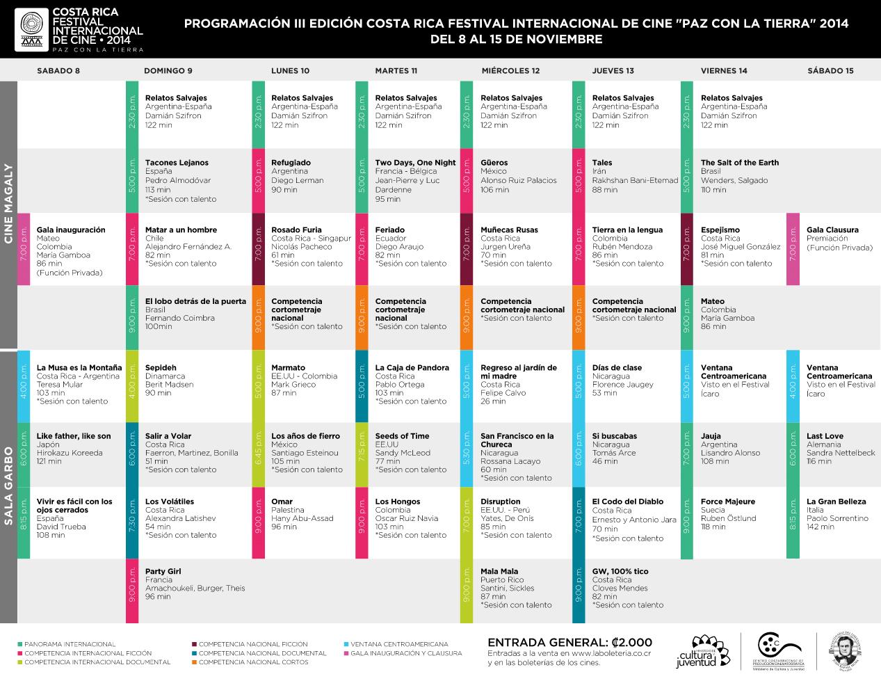 eltornillodeklaus-Costa-Rica-Festival-Internacional-de-Cine-programa