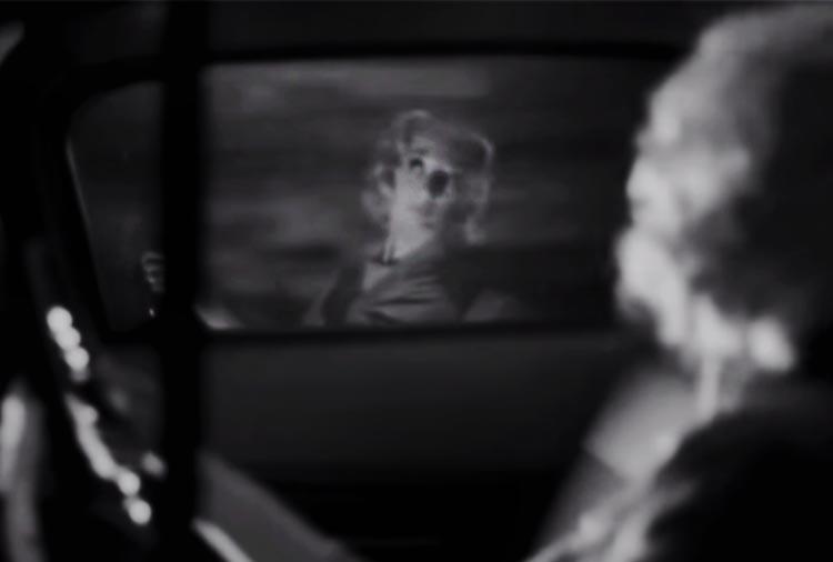 reflejo en la ventana coche, candice hilligoss coche, herk harvey dark, el carnaval de las almas, candace hilligoss, herk harvey, el carnaval de las almas online, carnival of souls kiss, el carnaval de las almas 1962, carnival of souls song, herk harvey carnival of souls, carnival of souls film review, el carnaval de las almas crítica, cine de terror, javier urrutia, alicia victoria palacios thomas,