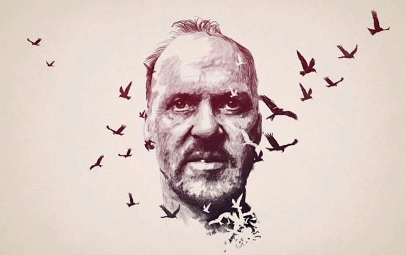 eltornillodeklaus-birdman-o-La-inesperada-virtud-de-la-ignorancia-or-the-unexpected-virtue-of-ignorance-poster