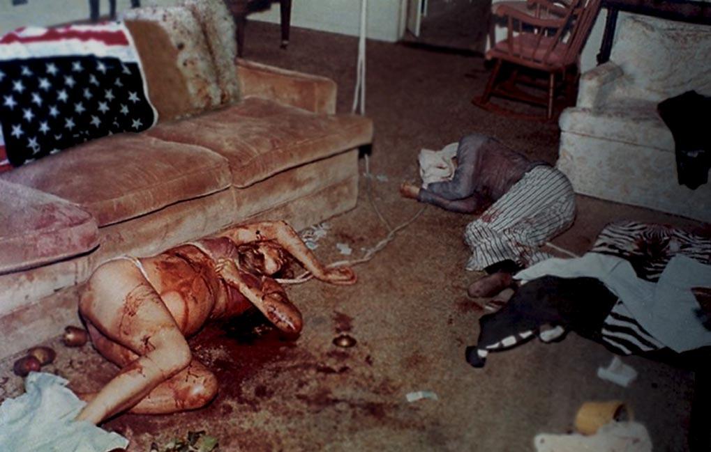 Resultado de imagen para sharon tate muerte