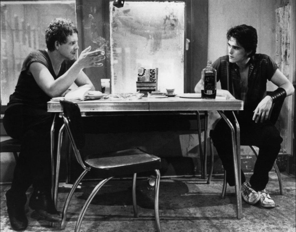 Adrian Lyne,  Al Pacino, Alan Parker, Alicia Victoria Palacios Thomas, Ara Paiaya, Barry Levinson, Bernardo Bertolucci, Beverly Hills, Billy Idol, Bob Fosse, Brian De Palma, Carré Otis, cocaina, Daniel Stern, Darren Aronofsky, Daryl Hannah, David Bowie, debra, Diner 1982, Don't look now, El Chico de la Motocicleta, El expreso de mediachoche, El luchador, El mejor, El precio del poder, El secreto de la pirámide, El último tango en París, Ellen Barkin, Eric Roberts, Eureka, Evan Rachel Wood, Flashdance, Francis Ford Coppola, Frank Pierson, Gene Hackman, Globos de Oro, Good Morning, HEAT, heroina, Irvin Kershner, Joe Pesci, Jonas Akerlund, Julia Roberts, Katie: Portrait of a Centerfold,  Kevin Bacon, Kim Basinger, Loca Academia de Policía, Manhattan Sur, Maria Schneider, Marilyn Manson, Marilyn Monroe, Matt Dillon, Michael Cimino, Michael Mann, Mick Jagger, Mickey Rourke, Mickey Rourke: fisonomía de un caradura sin cara, Miguel Cristóbal Olmedo, Nicolas Roeg, Nueve semanas y media, Nunca digas nunca jamás, Oliver Stone, Paul Reiser, Performance, Peter Pan, Platoon, Playboy, Quentin Tarantino, Rain Man, Rebel Yell, Robert De Niro, Robert Greenwald, Robert Redford, Rutger Hauer, Scarface, Skin Traffik, Spun, Star 80, Steve Guttenberg, Steve McQueen, Stuart Rosenberg, Susan E. Hinton, Sylvester Stallone, The Expendables, The King of the Gypsies, The man who fell to earth, The Natural, The pope of Greenwich Village, The Young Sherlock Holmes, Theresa Russell, Tim Daly, To live and die in LA, Vietnam, Willem Dafoe, william friedkin, Year of the Dragon, revista de cine, critica de cine, criticas de cine, películas, películas 2016, criticas de películas, recomendaciones cine, que ver, cine culto, revista de cine imagenes, revista de cine y series, revista de cine independiente, revistas de cine en españa, blog de cine, revista de cine online