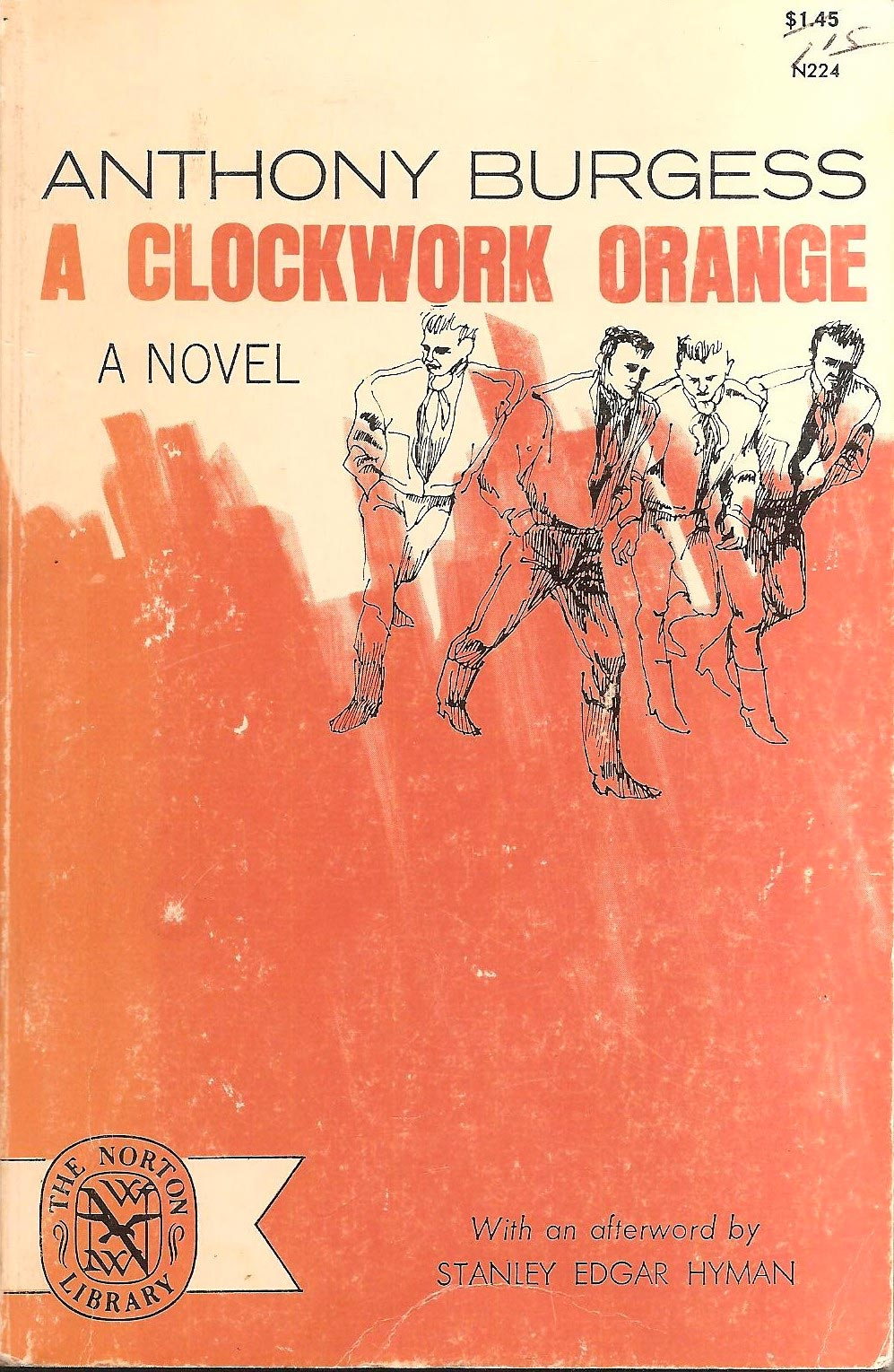 "an analysis of anthony burgesss views in a clockwork orange Anthony burgess reflects on the process of writing his famous book ""a clockwork orange,"" and on his own upbringing the clockwork condition."