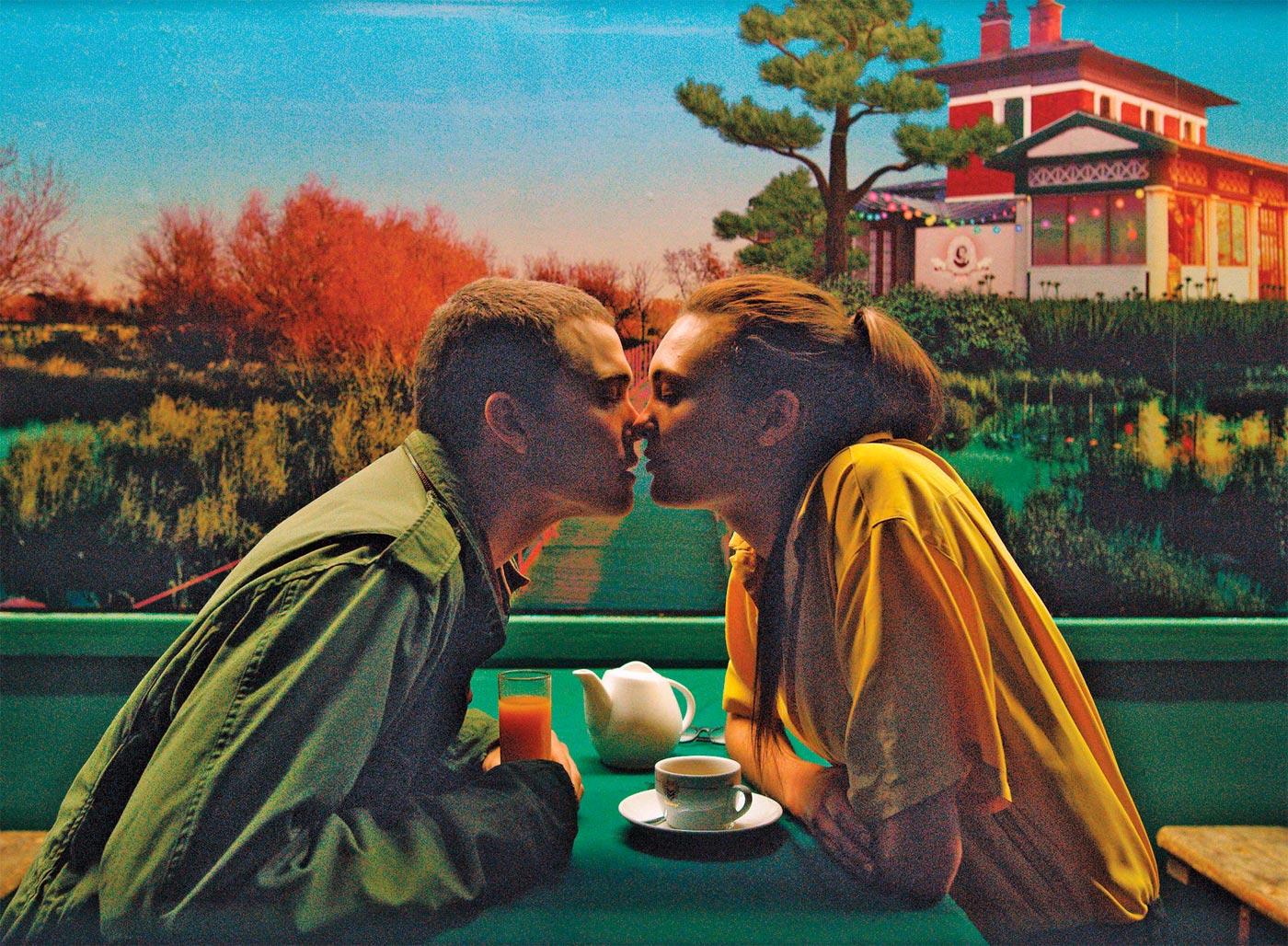 Gaspar Noé, la película «LOVE» y el pene que baña a su público
