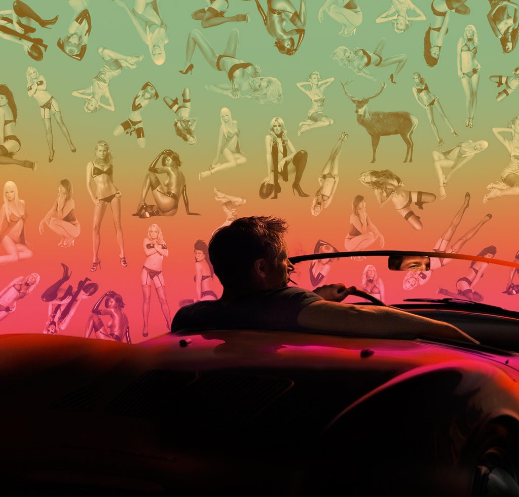 Todos queremos ser Hank Moody «Californication» | Tom Kapinos, 2007-2014