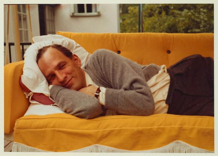 Ingmar Bergman, Linterna mágica,