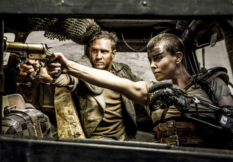 Mad Max: Fury Road George Miller