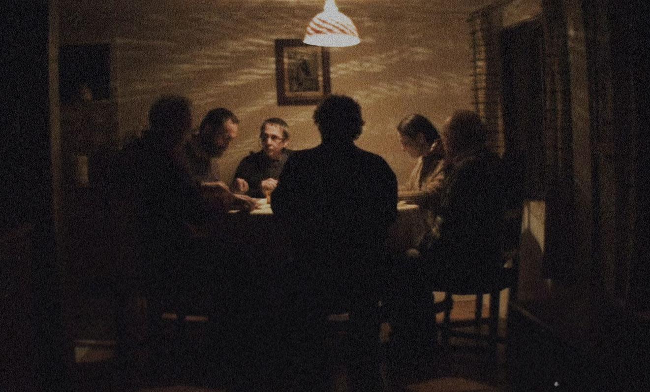El Club (Pablo Larraín) y Los comedores de patatas (Van Gogh)