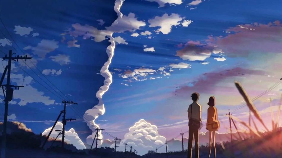 5 Centímetros por Segundo, Makoto Shinkai, Animé,