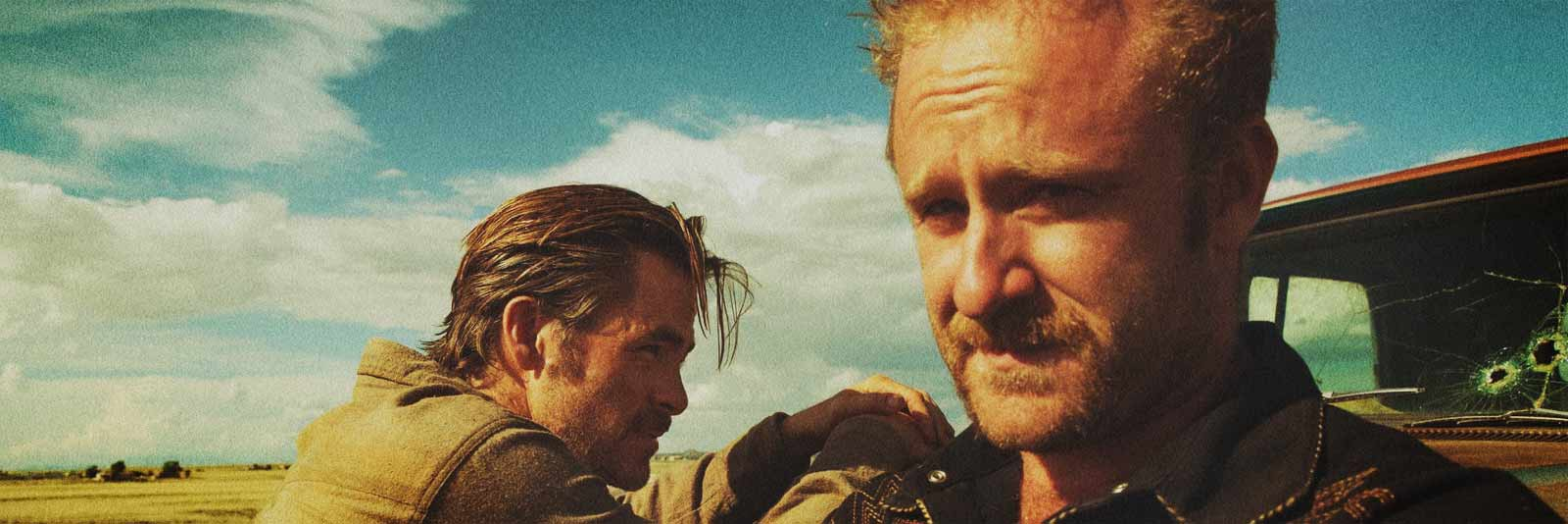 COMANCHERÍA // Hell or high water (David Mackenzie, 2016)