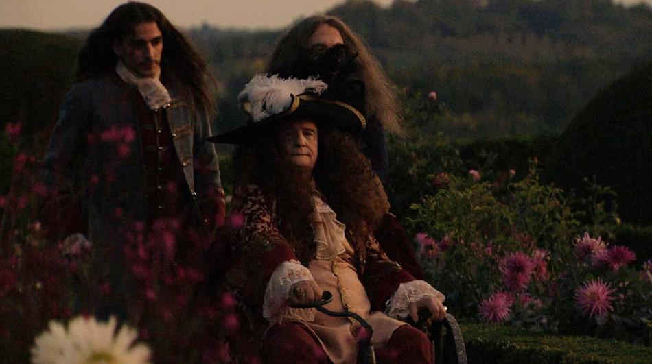 La muerte de Luis XIV, Albert Serra, Jean Pierre Leaud, Microacción, morgue , cosificación