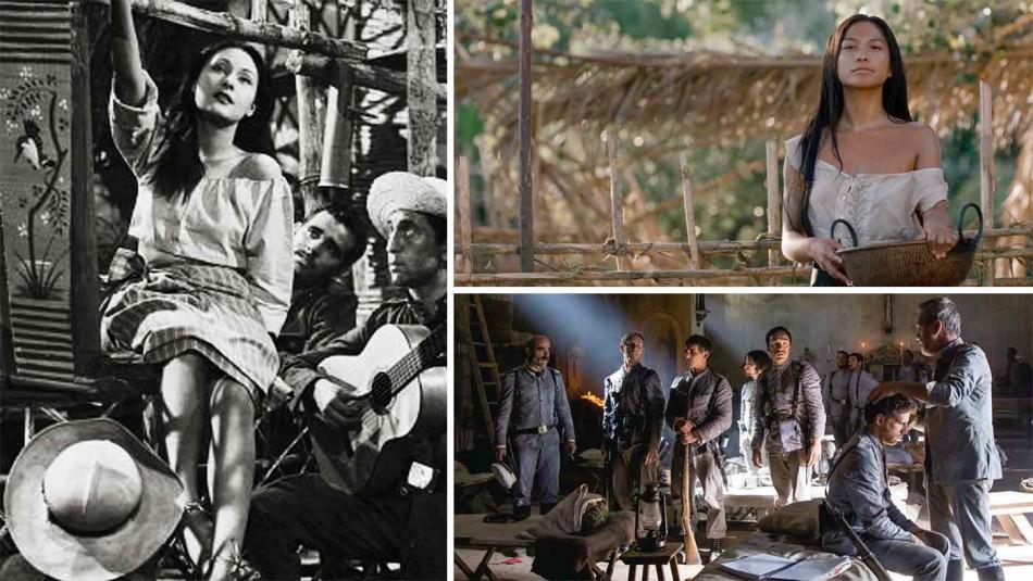 Los últimos de Filipinas,1898. Los últimos de Filipinas, pelicula, cine español, sirenas