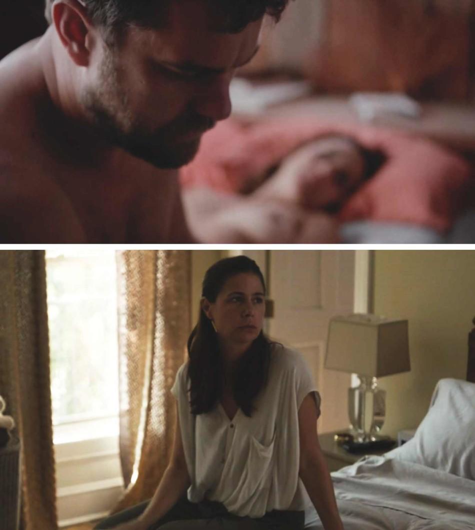 Maura Tierney, Joshua Jackson, the affair, tv, series,