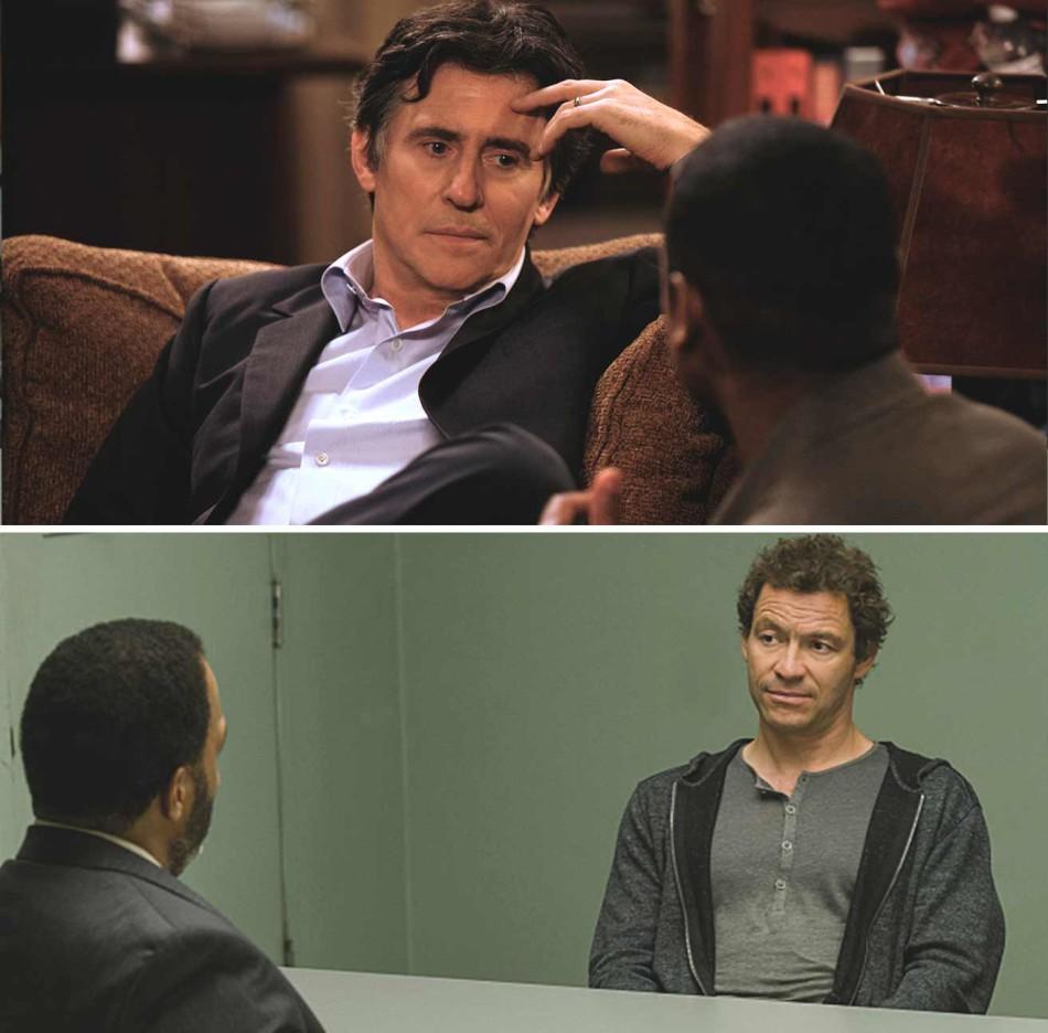 In treatment, The Affair, Gabriel Byrne, Dominic West, series de tv, series,