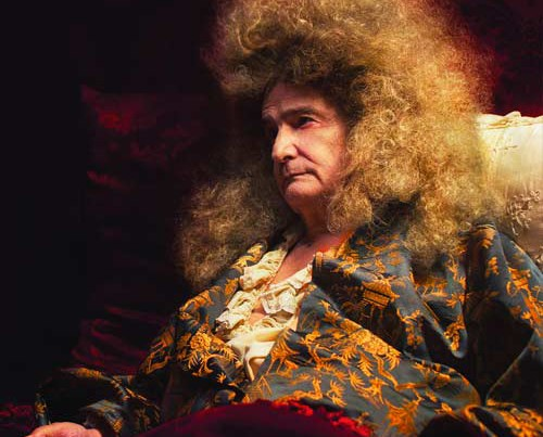 La muerte de Luis XIV, Microacción morgue y cosificación, El tornillo de Klaus, Revista de cine,