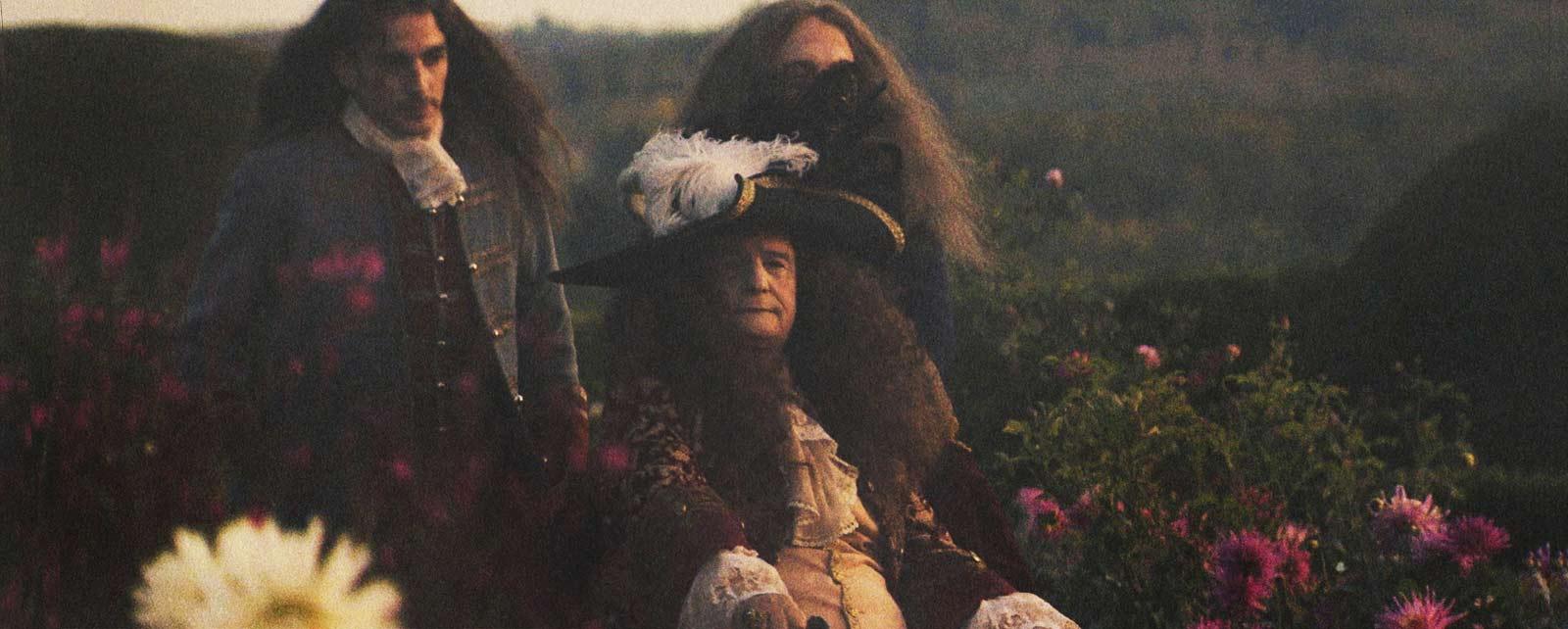 La muerte de Luis XIV: Microacción, morgue y cosificación
