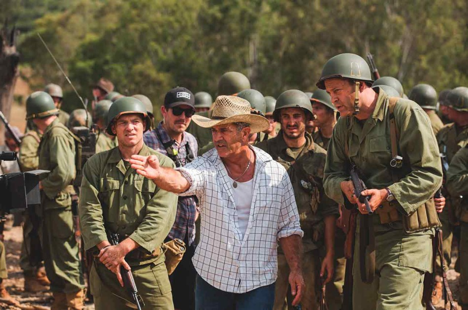 Hacksaw Ridge, Mel Gibson, film, belico, guerra, Oscar