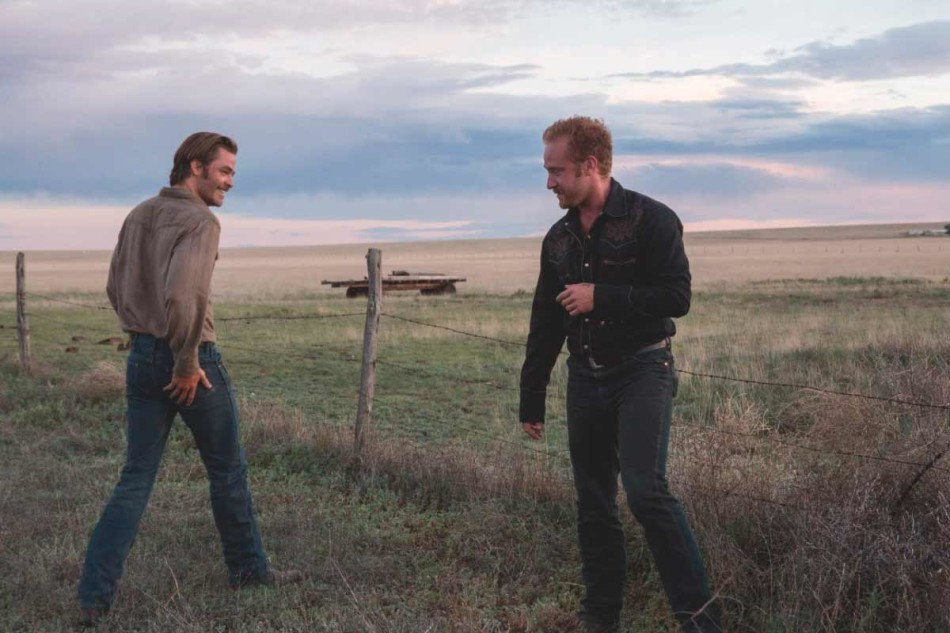 Hell or High Water, Chris Pine, Ben Foster, Jeff Bridges, oscars 2017, oscar, oscars,
