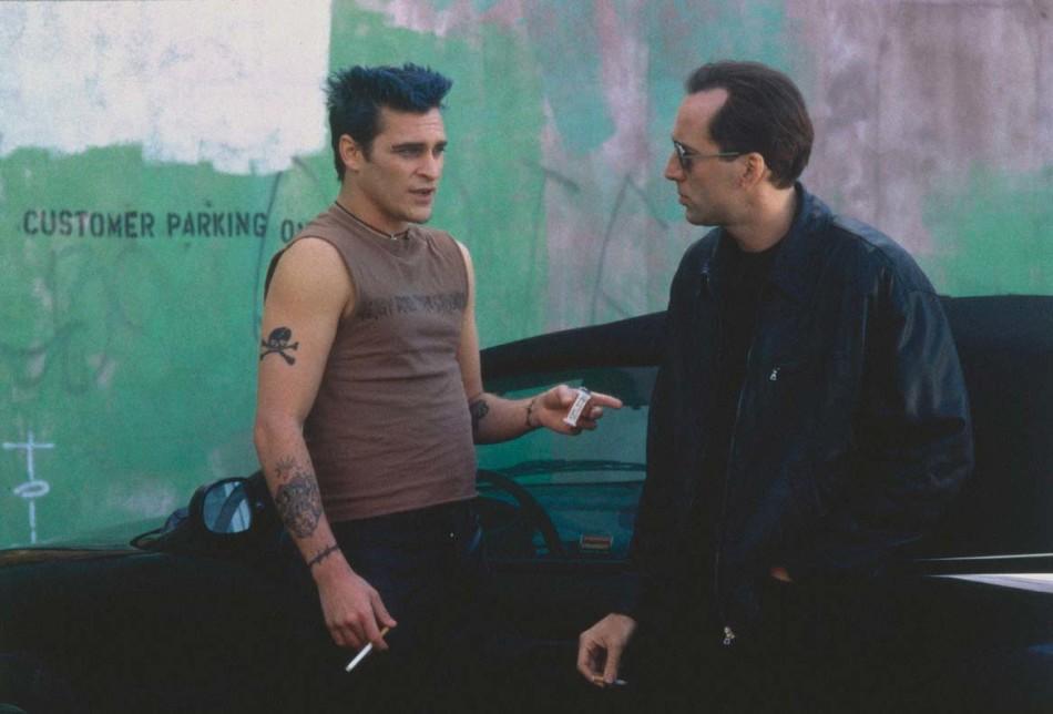Nicholas Cage, Joaquin Phenix, Schumacher, Snuff,