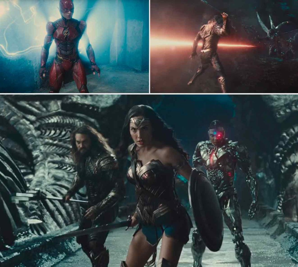 Gal Gadot, Jason Momoa, Amy Adams, Batman, Ben Affleck, Justice League,
