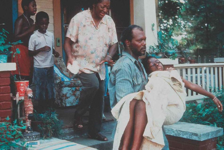 Samuel L. Jackson, Time to Kill, Matthew McConaughey, racismo