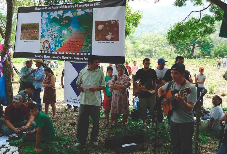 Las Arandas, El Salvador, El Faro, Documental,