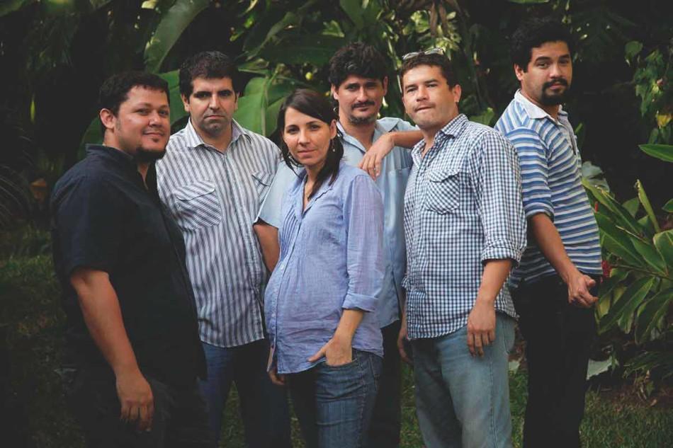 El Faro, Sala Negra, Daniel Valencia Caravantes, Roberto Valencia, Marcela Zamora, José Luis Sanz, Carlos Martínez, Óscar Martínez