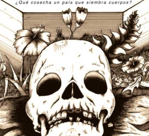 El Cuarto de Los Huesos, Marcela Zamora Chamorro,