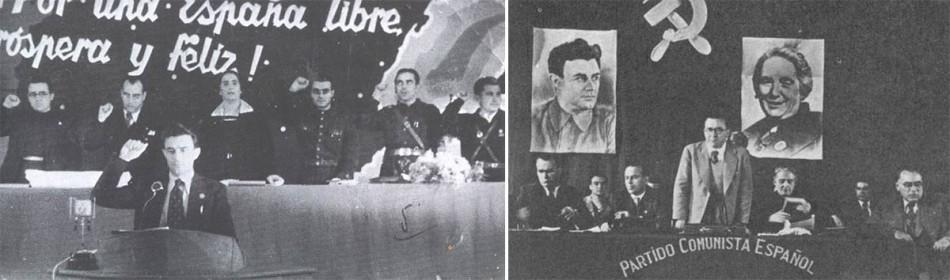PCE, política, Carrillo, exilio, franco, comunista, español, cine