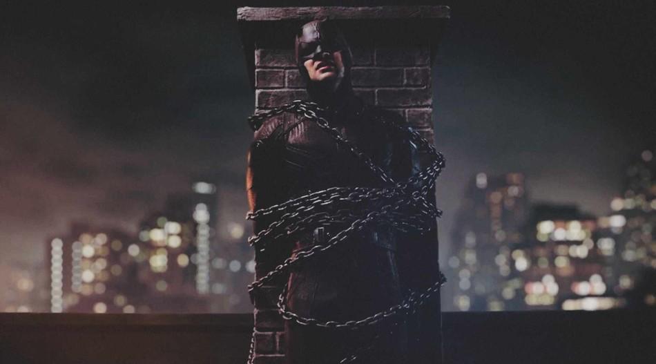 THE DEFENDERS: La telebasura nunca se fue de nuestros hogares, the defenders, el tornillo de klaus revista de cine, Daredevil, Netflix,