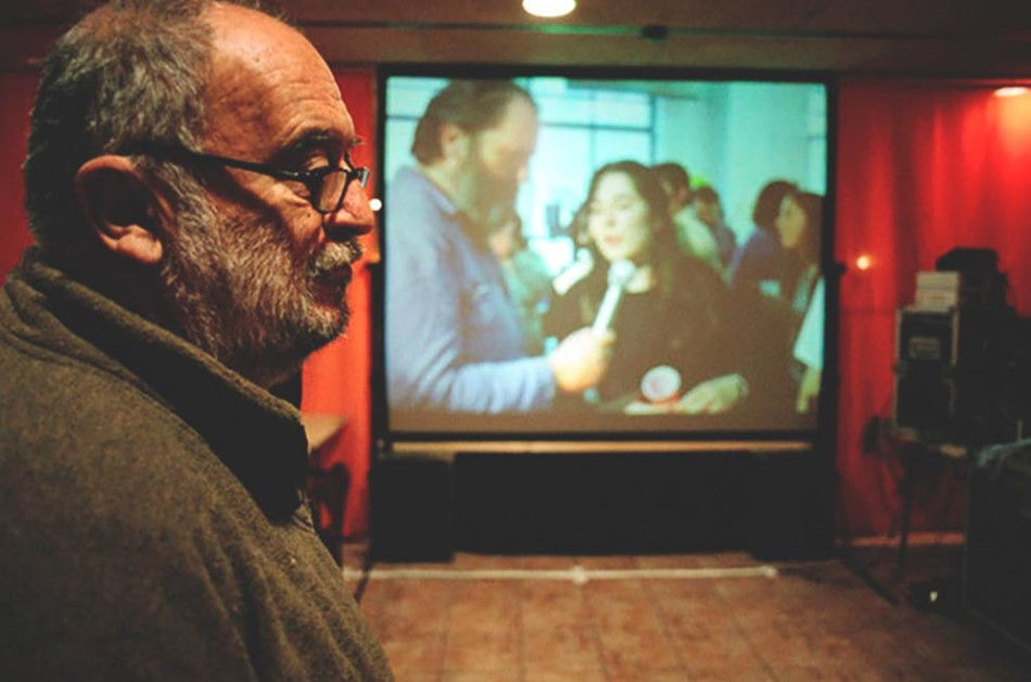 Joaquim Jordá, documentalista, cineasta, genio, compromiso, figura, artista,