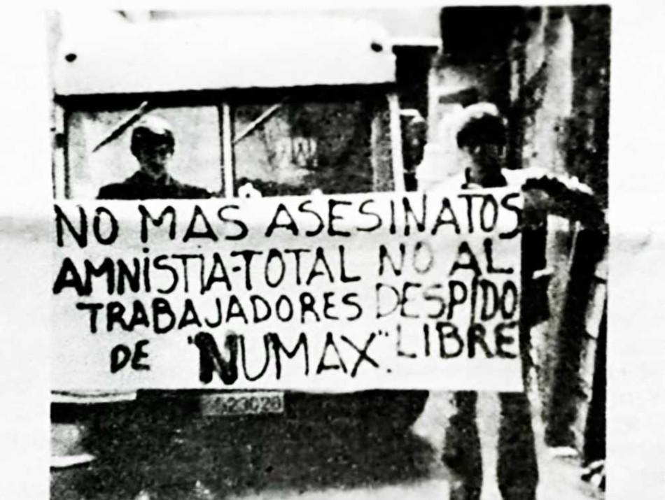 Numax, indignacion, colectivo social, trabajadores, cine, documental