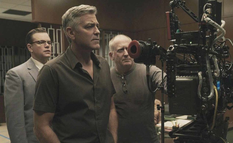 George Clooney, Matt Damon, Suburbicon,